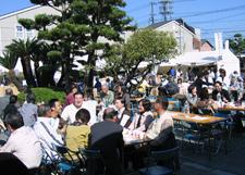 川尻の焼酎蔵びらき 2007の様子(1)