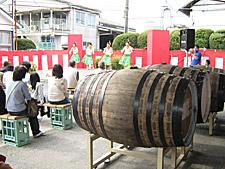 焼酎蔵びらき2009様子(1)